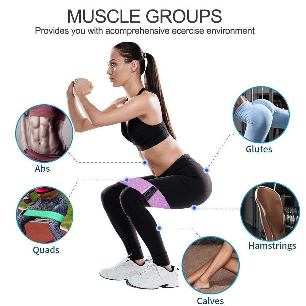 Резинки для фитнеса, набор из 3 частей, резиновый расширитель для фитнеса, эластичная лента для домашней тренировки, тренажеры-2