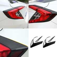 Крышка для автомобильных фар Декоративная полоса honda civic