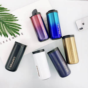 Travel Mug Tumbler Coffee-Mug Water-Bottle Stainless-Steel Double-Wall Vacuum Flask ZOOOBE