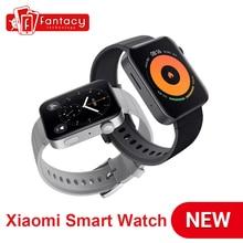 Новые смарт-часы Xiaomi, gps, NFC, wifi, ESIM, маленький телефон, Смарт-часы, Android, наручные часы, спортивные часы, Bluetooth