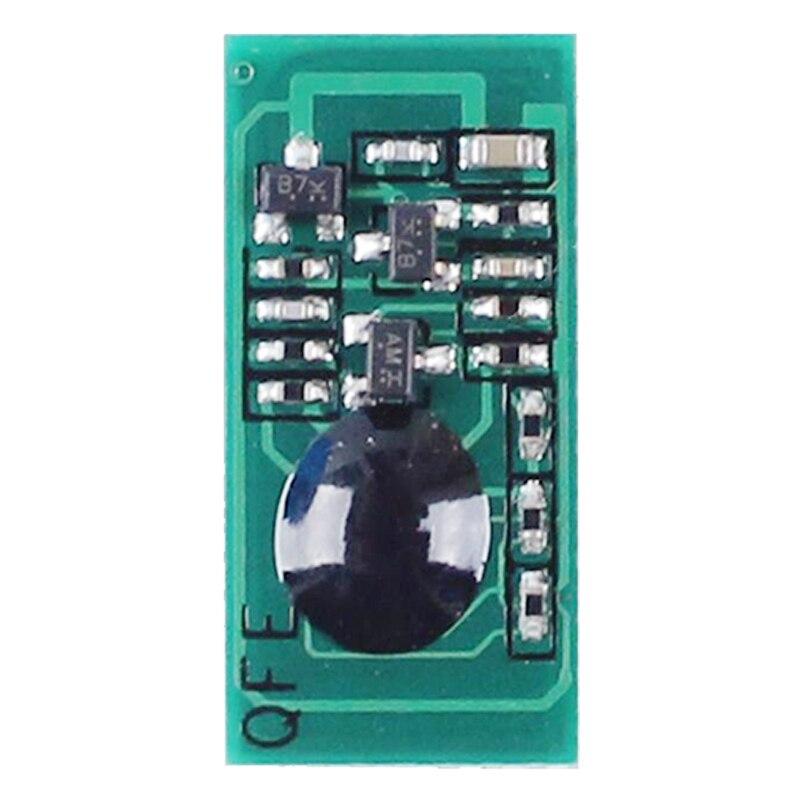5 X TONER reset chip per Ricoh Aficio MP C2000 Ricoh Aficio MP C2500 MP C3000