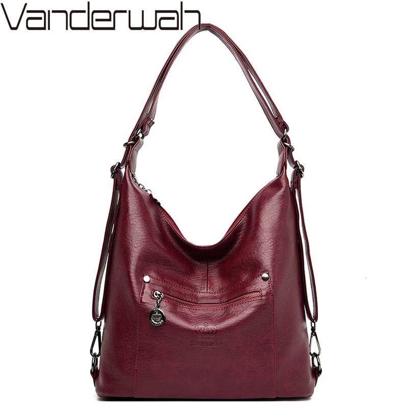Brand Designer Handbags High Quality Genuine Leather Shoulder Crossbody Bags For Women Bag Female Messenger Bag Ladies Hand Bag