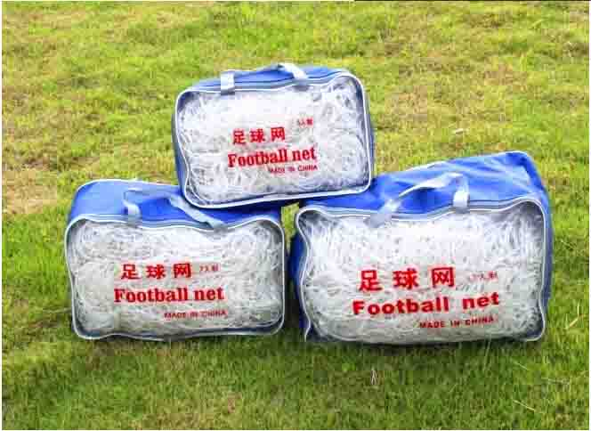 Football Training Net Polyethylene Multiplayer Football Net Standard Training Match Type 11 Player 7 Player 5player Football Net