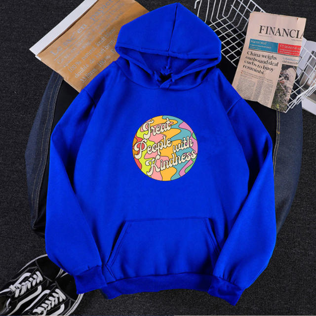 TREAT PEOPLE WITH KINDNESS HARRY STYLES HOODIE (13 VARIAN)