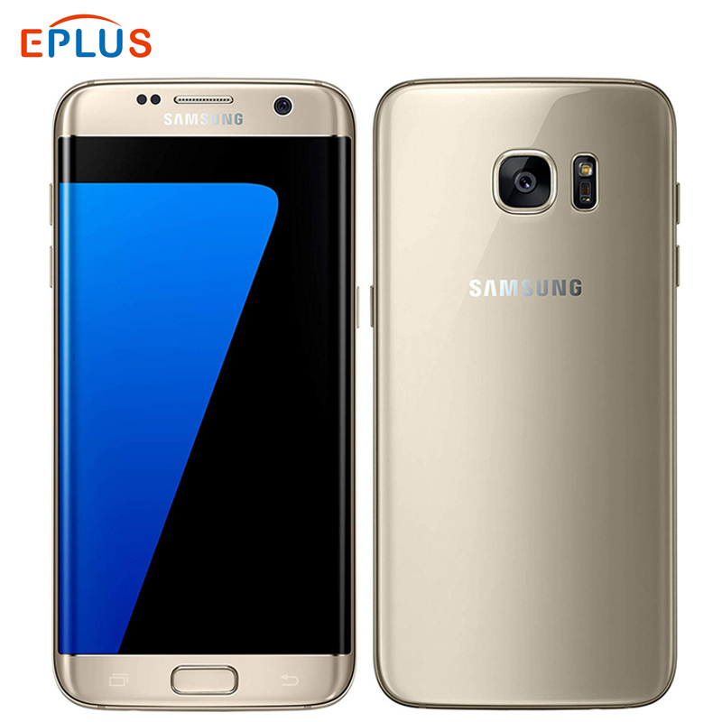 New EU version Samsung Galaxy S7 edge G935F Exynos 8890 Mobile Phone LTE 4G 5.5 Octa core 4GB 32GB NFC Original Android Phone image