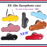 Saxophone accessories parts saxophone case FRP Eb Alto Saxophone bag , backpack , New style stoving varnish