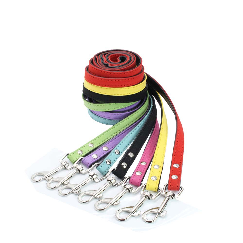 Hot Sales Small Dogs Pet Traction Rope Pull Constantly Double Layer Dog Chain Dog Supplies