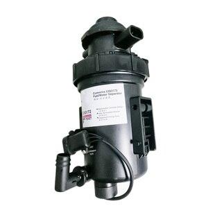 Image 1 - Brandstof waterafscheider filter dieselmotor 5283172 FH21077 voor Foton Cummins ISF2.8 Dieselmotor