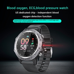 Image 2 - P8 ساعة ذكية PPG ECG كامل اللمس HD شاشة Smartwatch مع كاميرا جهاز تعقب للياقة البدنية متعددة الرياضة سوار ذكي IP68 مقاوم للماء