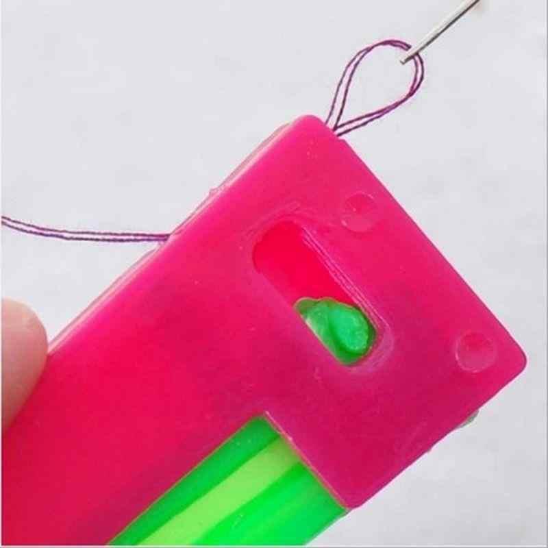 2020 新 1pcs 高齢針仕事自動装置、シンプルな自動縫う、ガイド針縫製ツール縫製アクセサリー