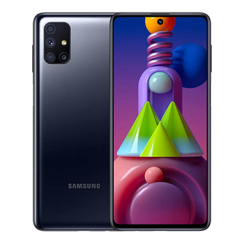 Перейти на Алиэкспресс и купить Samsung Galaxy M51 6 Гб/128 Гб черный (черный) с двумя SIM-картами M515F