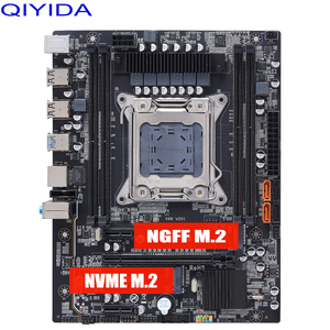 Image 3 - X99 motherboard set with Xeon E5 2620 V3 LGA2011 3 CPU 2PCS x 8GB = 16GB 2400MHz DDR4 memory LGA2011 3 motherboard