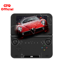 Gpd Xd Plus Handheld Game Player Portable Retro Game Console PS1 N64 Arcade Dc 5 Inch Touch Screen Android Cpu mtk 8176 4Gb/32Gb
