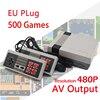 EU 500 Games AV