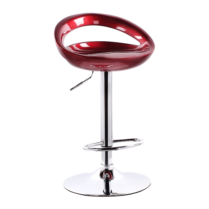 Bar Stool Modern Minimalist High Chair Bar High Stool Mobile Phone Shop Stool Back Bar Stool Home Lift Bar Chair