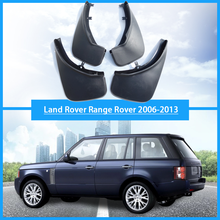 купить For Land Rover Front Rear mud flap Range Rover car fender Sport mud guards mud splash Car accessories splash mudguard 2006-2019 дешево