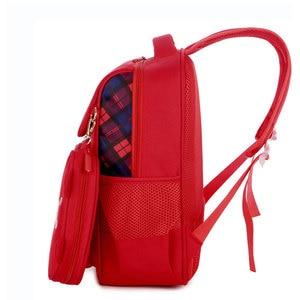 Image 2 - 소년 소녀를위한 정형 외과 satchel 배낭 어린이 초등학교 가방 어린이 경량 대용량 bookbags mochila infantil