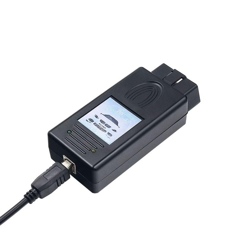 cheapest  10 Pcs ELM 327 V1 5 OBD2 Wifi for Android IOS OBD OBD2 Auto Car Diagnostic Scanner Tool elm327 V1 5 PIC18F25K80 wi-fi Scaner