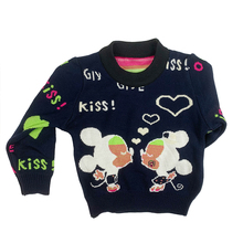 лучшая цена Autumn/Winter Cotton Tops Clothing Boys/Girls Knitting Sweater Pullover Kids Sweaters Children Soft Warm Clothes