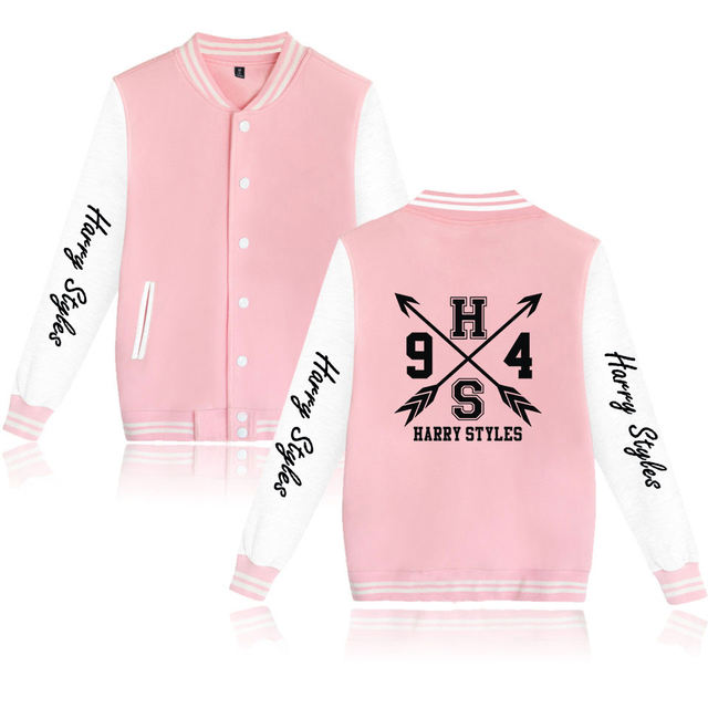 HARRY STYLES BASEBALL JACKET (20 VARIAN)