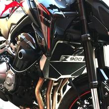 Motorrad kühlergrill wache schutz Wasser tank schutz Für Kawasaki Z900 Z 900 2017 2020 Motorrad Zubehör