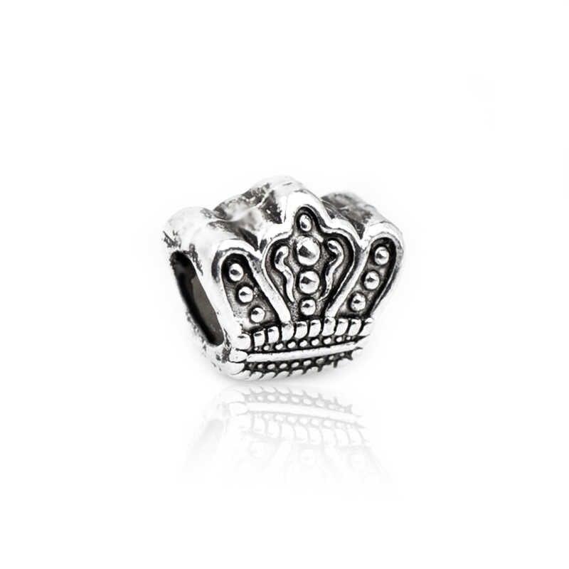 Châu Âu 1 Sao Biển thái đồ trang sức hạt với Pandora bùa hộ mệnh vòng tay, thích hợp cho nam và nữ tự làm trang sức