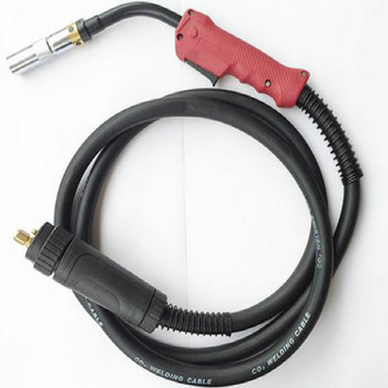 350A 500A 3meter European Japanese style Carbon dioxide gas torch gas gun gas welding torch for Co2 welding machine universal 200a 350a 500a japanese gas welding gun switch gas welder switch accessories 5pcs lot free shipping