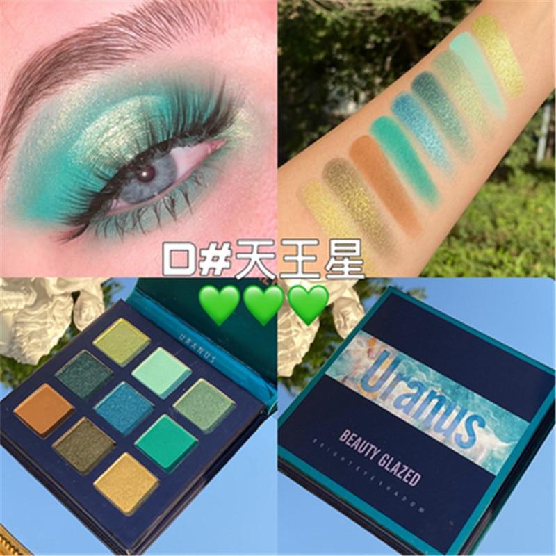 Neon Eyeshadow Palette - Avanti-eStore