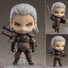 10cm Geralt of Rivia action figure toys Christmas gift doll