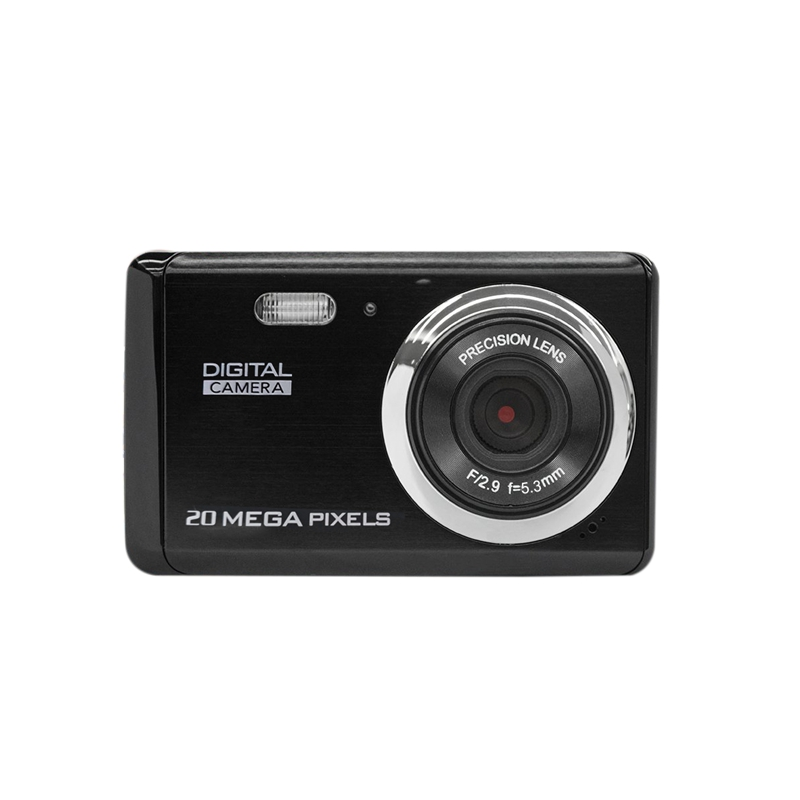 8 Megapixel Inch TFT LCD Rechargeable HD Digital Camera Video Camera Digital Students Cameras with 8X Digital Zoom / 12 MP/HD image