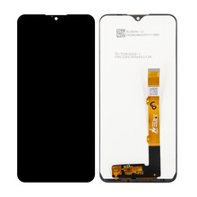 Para alcatel 3l 2020 ot5029 5029d 5029y 5029u 5029 display lcd de toque digitador da tela vidro montagem