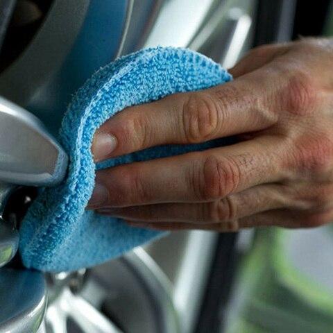 esponja de enceramento lavavel aplicador de alta densidade limpeza polones almofada
