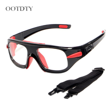 Sports Glasses Basketball Football Protective Eye Safety Goggles Optical Frame Removable