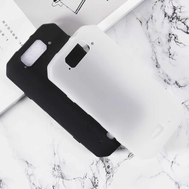 Blackview BV9500 Pro Case Silicon Cover Soft TPU Matte Pudding Black Phone Protector Shell For Blackview BV 9500 Capa Coque 5.7""