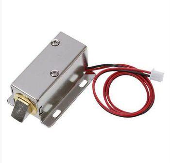12V zamek elektromagnetyczny czysta miedź rygiel elektryczny zamek elektryczny zamek do szafki 24V elektroniczny zamek do drzwi samoobsługowy zamek dzielący tanie i dobre opinie CN (pochodzenie)