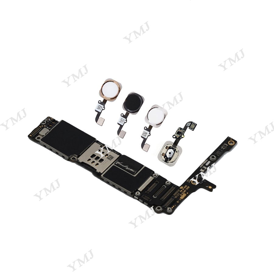 Image 3 - For iphone 6 Plus Motherboard Original unlocked Mainboard 16G 64G 128G for iphone 6 Plus Logic board with/without Touch ID Plate-in Mobile Phone Antenna from Cellphones & Telecommunications