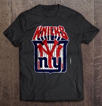 Camiseta para hombre Knicks N Y camiseta para mujer