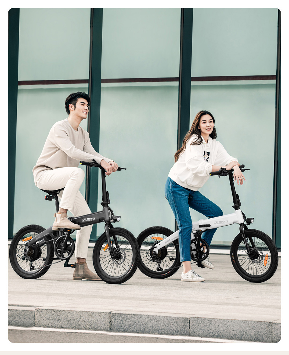 XIAOMI HIMO Z20 Electric bike (15)