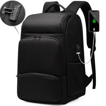 цена на Travel Backpack Men Multifunction Large Capacity Male Mochila Bags USB Charging Port 17.3 inch Laptop School Backpacks Man 2020