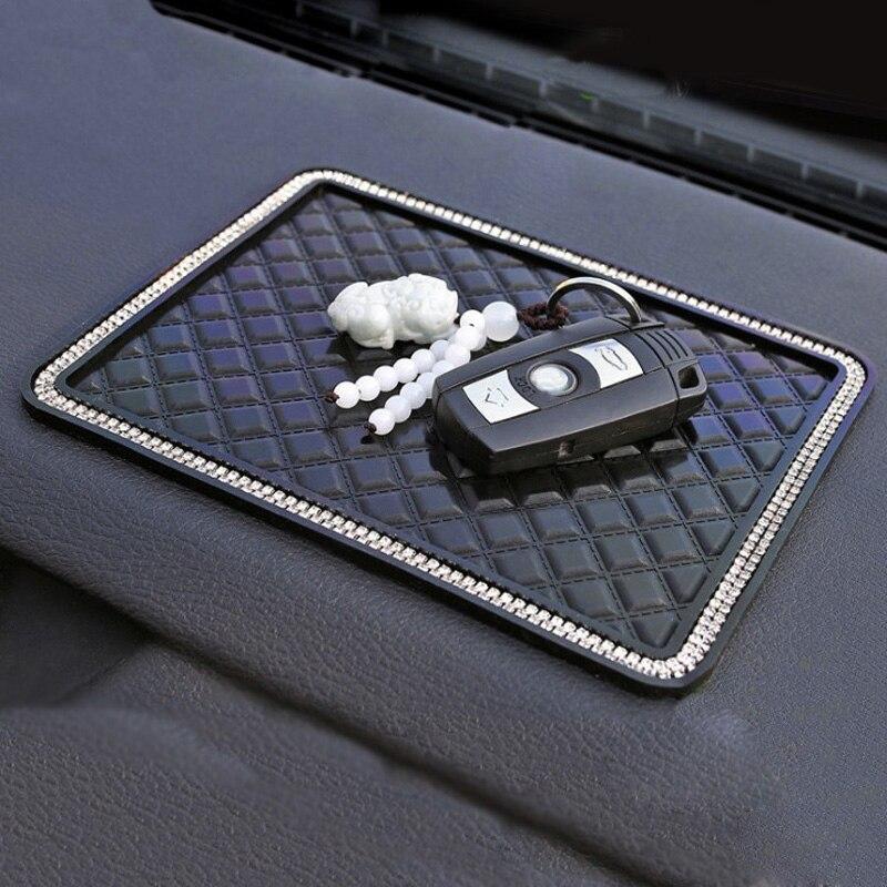 1814cm-Anti-Slip-Mat-Crystal-Rhinestone-Automobile-Silicone-Non-Slip-Mat-Pad-Car-Sticky-for-GPS-Phone-Car-5