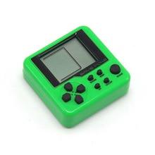 Портативная игровая консоль классический ретро для Тетриса ностальгия Подарки 23 игры квадрат> 5y