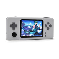 New Deals Retro CM3 Handheld Video Game Console Pre installed 10000+ Classical Games portable Game Players With The Memory Cards