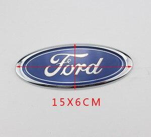 Новинка модная Передняя решетка для автомобиля Передняя и задняя стандартная решетка для Ford Logo 2 3 4 5 Mk2 Mk3 Mk4 Mk5 Ranger