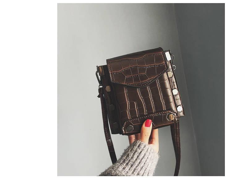 high quality bags bag women shoulder crossbody pu leather women`s handbags (16)