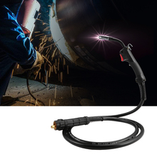 15AK CO2 Gas Shielded Welding Torch Euro Standard Connector National Edition 3m Highly Flexible Cable Torches