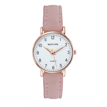 2020 NEW Watch Women Fashion Casual Leather Belt Watches Simple Ladies' Small Dial Quartz Clock Dress Wristwatches Reloj mujer - AAAD1