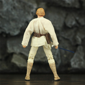 """Image 4 - SW Young Luke 6"""" Action Figure Original Black Series Collectable Wars Doll Toys"""