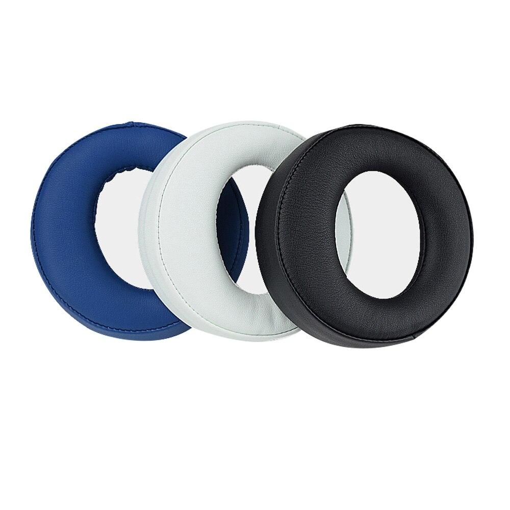 Oreillettes d'origine noir coussin oreillettes pour SONY gold sans fil PS3 PS4 7.1 casque Surround virtuel CECHYA-0083 (L + R)