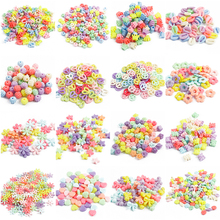 Acrylic Beads Clothing Decoration Scrapbooking Jewelry-Making Sewing Mixed-Colors DIY