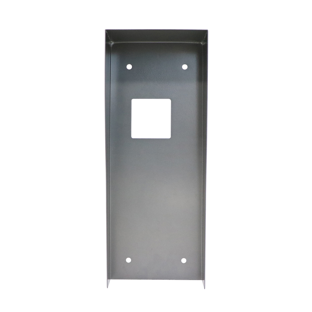 Jeatone New Rain Cover For Large Building Video Door Phone Intercom, Suitable For The Outdoor Unit, Aluminum Alloy,prevent Rust,